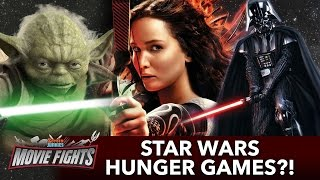 Download What Star Wars Character Would Win The Hunger Games? - MOVIE FIGHTS! Video