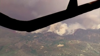 Download WATCH LIVE: #HolyFire Threatens Homes In Lake Elsinore Video