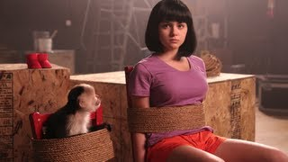 Download Dora the Explorer Movie Trailer (with Ariel Winter) Video