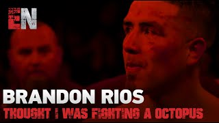 Download Brandon Rios When I Fought Manny Pacquiao I Thought I Was Fighting A Octopus - EsNews Boxing Video