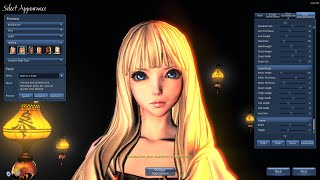 Download Blade & Soul : All Female Class and Character Creation Overview by Splendor Bean Video
