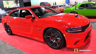 Download 2017 Dodge Charger R/T Scat Pack - Exterior and Interior Walkaround - 2016 LA Auto Show Video