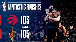 Download Best Plays From Down The Stretch: LeBron Wins It At The Buzzer! Video
