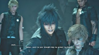 Download Final Fantasy XV Episode Ignis DLC - Secret Ardyn Boss & Secret ENDING (Extra Verse) Alternate End Video