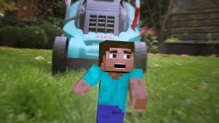 Download Minecraft In Real Life Part I - Homesick [Minecraft Animation] Video