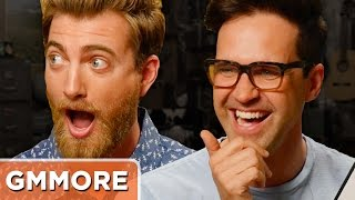 Download Rhett & Link Quizzed By Their Moms Video