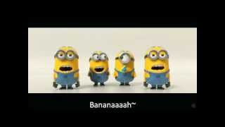 Download Banana and Potato Song with Subtitled Lyrics (Despicable Me 2 Trailer) Video