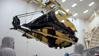 Download NASA's James Webb Space Telescope Arrives at Northrop Grumman Aerospace Systems in California Video