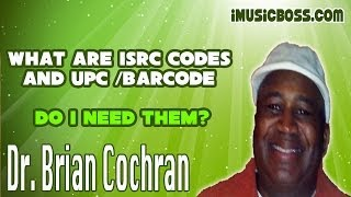 Download How to use ISRC CODES & UPC BARCODES in the music business Video