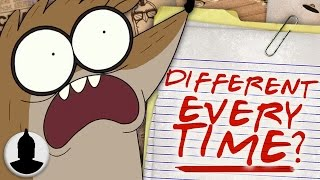 Download Regular Show Episodes Are Different Timelines?! Regular Show Cartoon Conspiracy (Ep. 137) Video