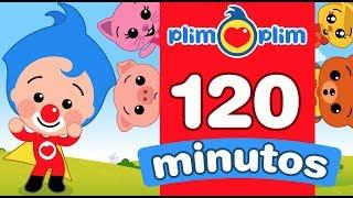 Download Plim Plim - 120 Minutos de Capítulos Nuevos y Completos - Dibujos Animados Video