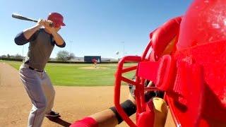 Download GoPro Baseball: CJ Wilson - Behind the Eyes Video