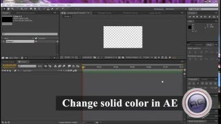 Download How i change the solid's color in after effect Video