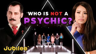 Download Can 6 Psychics Predict The Fake Psychic? Video