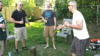 Download Idiots playing a game called STUMP Video