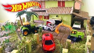 Download CIDADE DE CARRINHOS HOT WHEELS - Mini Cidade Video