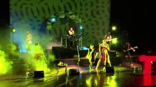 Download Entre el mono y el monje - between the monkey and the monk | Swing Original Monks | TEDxQuito Video