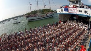 Download ULTIMATE BOAT RIDE with the OSU MARCHING BAND! Video