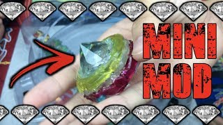 Download Beyblade Diamond Mod! | Beyblade Mini Mod Video