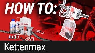 Download HOW TO: Motorradkette reinigen/fetten mit Kettenmax Video