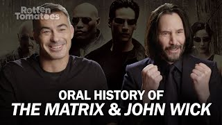 Download Oral History of 'John Wick' with Keanu Reeves and Chad Stahelski | Rotten Tomatoes Video
