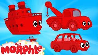 Download My Magic Boat, My Magic Tow Truck & My Magic Car - My Magic Pet Morphle Cartoons for Kids Video