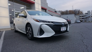 Download 2017 Toyota Prius Prime Premium | UP CLOSE AND PERSONAL | #25 Video