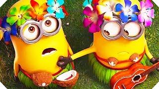 Download DESPICABLE ME 3 Trailer #3 (2017) Animation Blockbuster New Movie HD Video