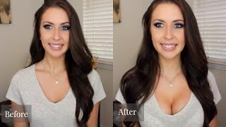 Download How to Make Your Boobs Look Bigger | Courtney Lundquist Video