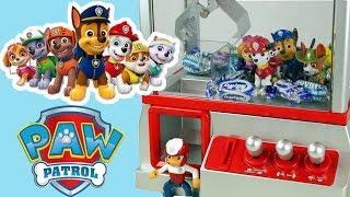 Download Psi Patrol & Poławiacz Słodyczy • Uwięzione Psiaki !!! • Maszyna do wyławiania • bajki dla dzieci Video
