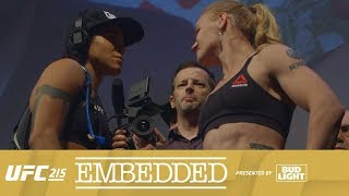 Download UFC 215 Embedded: Vlog Series - Episode 4 Video