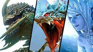 Download Final Fantasy XV All Summons + Secret Summon Video