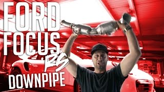 Download JP Performance - Ford Focus RS | Downpipe Video