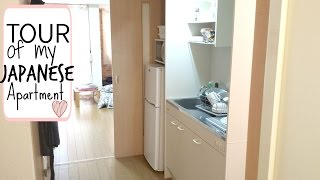 Download Tour of My Japanese Apartment 2015-16!!! 日本のアパートのツアー Video
