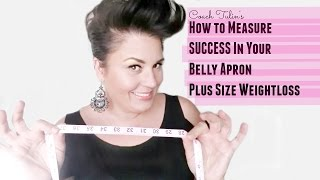 Download Measure Success In Your Belly Apron - Plus Size Weight loss Video
