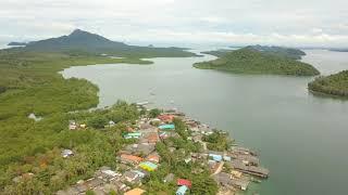 Download Koh Jum in Krabi by Mavic Pro drone Video
