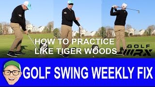 Download How To Practice Like Tiger Woods GSWF Video