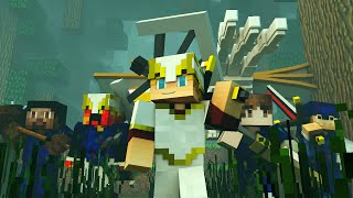 Download Minecraft Song ♪ ″I Am Believing″ a Minecraft CrazyCraft Parody (Minecraft Animation) Video