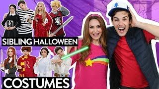 Download 6 Sibling Halloween Costume Ideas! w/ My Brother MatPat! Video