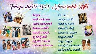 Download Telugu Top Songs Jukebox 2018 I Memorabale Love Hits Songs Video