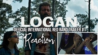 Download LOGAN Official International Red Band Trailer #1 Reaction Video