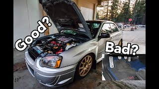 Download 04 STI Stage 2 Clutch Video