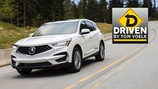 Download 2019 Acura RDX Advance SH-AWD Full Review Video