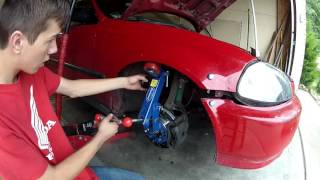 Download Honda Civic Rolling Fenders Video