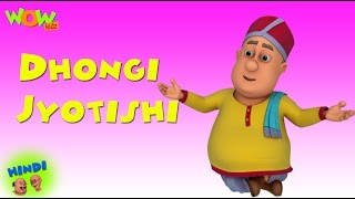 Download Dhongi Jyotishi - Motu Patlu in Hindi WITH ENGLISH, SPANISH & FRENCH SUBTITLES Video
