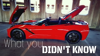 Download 5 Things You Didn't Know About the C7 Corvette Stingray! Video