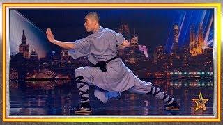 Download Demuestra ser un MAESTRO del KUNG FU chino | Audiciones 8 | Got Talent España 2019 Video
