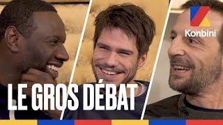 Download Omar Sy - François Civil - Mathieu Kassovitz : le débat ciné qui fâche Video