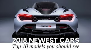 Download Top 10 NEW Cars Coming in 2017-2018: Record Speeds and Price Tags Video