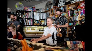 Download Ólafur Arnalds: NPR Music Tiny Desk Concert Video